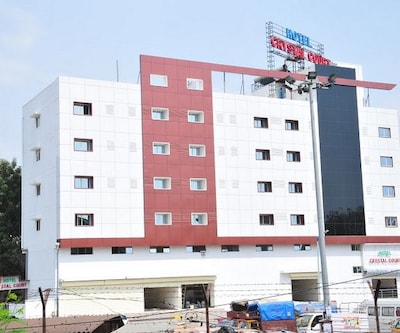 Hotel Crystal Court,Pune
