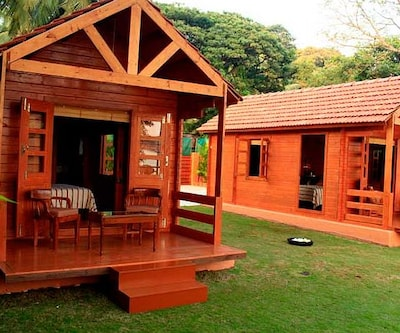 Cobo Cabana Cottage,Goa