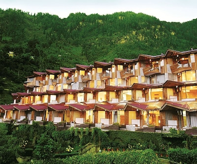 Manuallaya -The Resort Spa in the Himalayas,Manali
