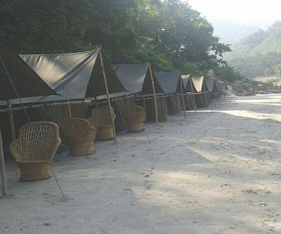 Camp Roller Coaster,Rishikesh