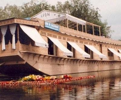 Houseboat Mission Kashmir, ,