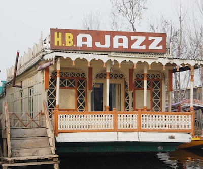 Ajazz House Boat,Srinagar