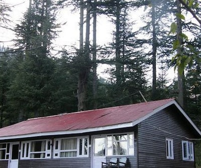 The Hadimba Cottage,Manali