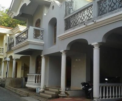 Mr Das Bungalow,Goa