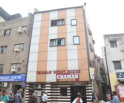Chaman Guest House,New Delhi