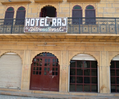 Hotel Raj International,Jaisalmer