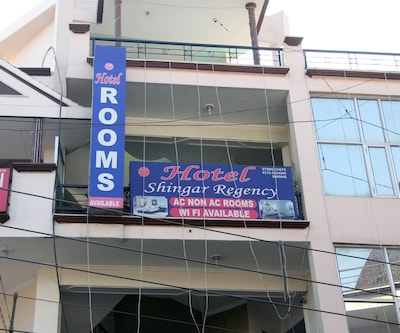 Hotel Shingar Regency,Chandigarh
