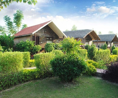 Jungle View Resort, Dhela,