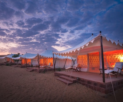 Samsara Desert Camp and Resort,Jodhpur