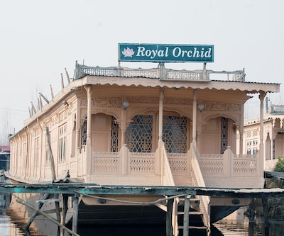 Royal Orchid House Boat,Srinagar