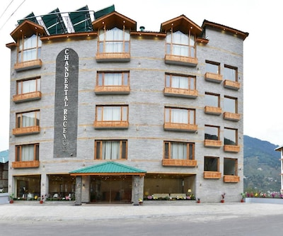 Summit Chandertal Regency Hotel & Spa,Manali