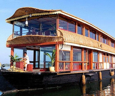 Pulickattil House Boats,Alleppey