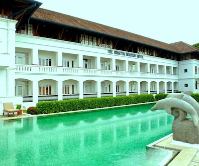 The Brunton Boatyard Hotel,Cochin