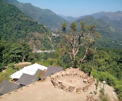 Camp 3 Blind Mice,Rishikesh