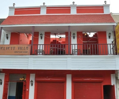 Velvette Villa,Pondicherry