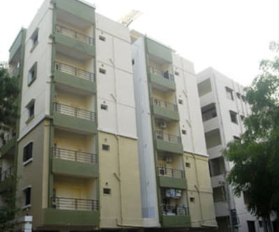 Executel Begumpet Service Apartment