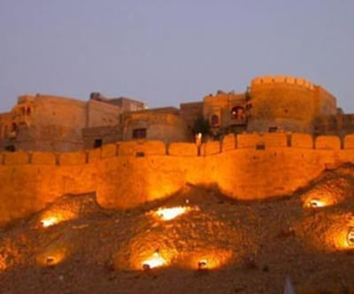 RAGHU RESORTS, KHURI VILLAGE,Jaisalmer