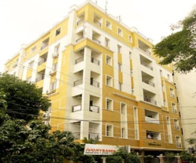 Executel Greenland Service Apartment,Hyderabad