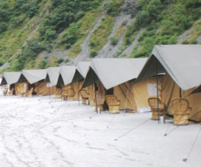 Camp Gold Coast,Rishikesh