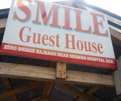 Smile Guest House,Srinagar