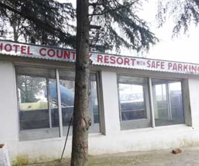 Hotel Country Resort,Dalhousie