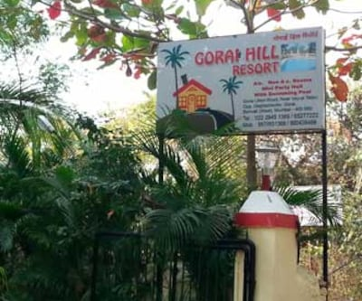 Goari Hill Resort,Mumbai