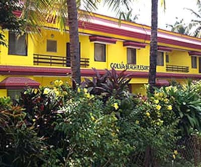 Colva Beach Resort, Colva,
