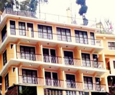 The Georges Hotel,Nainital