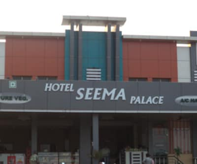 Hotel Seema Palace And Guest House,Ahmedabad