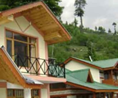 Midway Hill Cottage,Manali