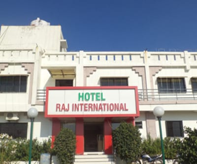 Hotel Raj International,Vadodara