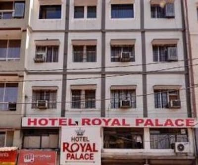 Hotel Royal Palace,Bhopal