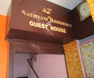 Sathyam Residency,Pondicherry