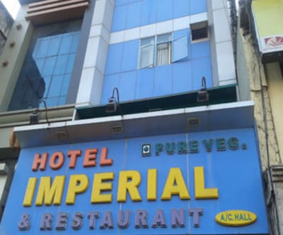 Hotel Imperial, Opposite Railway Station,
