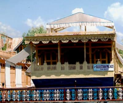 New Gulistan Palace House Boat,Srinagar