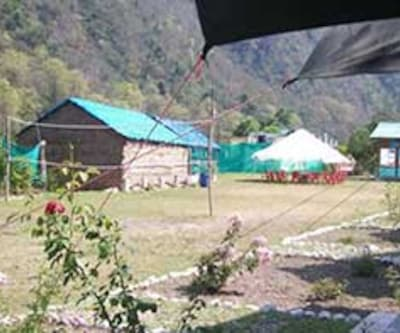 Swiss Camps And Mud Huts,Rishikesh