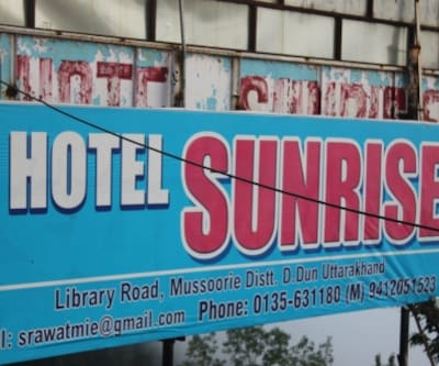 Hotel Sunrise, Library Road,