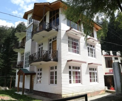 Modern Cottage,Manali