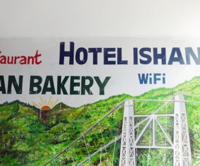 Hotel Ishan - Riverside Retreat,Rishikesh