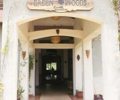 Green Woods Resort,Bandhavgarh