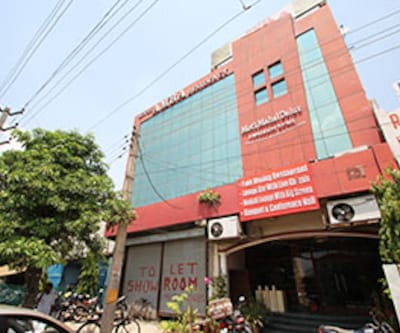 Amba Residency Hotel,Gurgaon