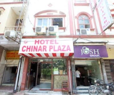 Hotel Chinar Plaza,New Delhi