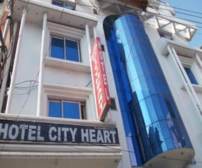 Hotel City Heart,Haridwar