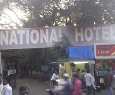 National Hotel, Railway Station,