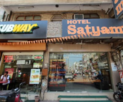 Hotel Satyam @ New Delhi Railway Station