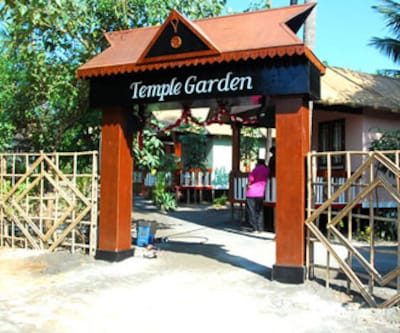 Temple Garden Cottages,Goa