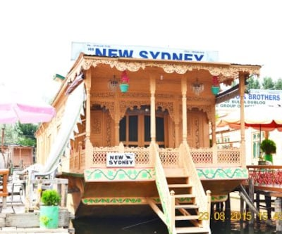 New Sydney Houseboat,Srinagar