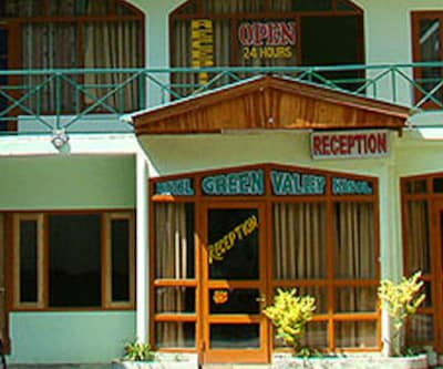 Hotel Green Valley,Kasol
