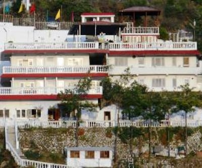 The White House,Mussoorie
