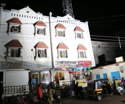 Hotel Sheetal Palace Lodging,Aurangabad